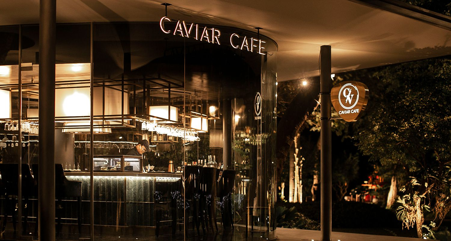 Russian Caviar of High Quality Sturgeon Caviar Cafe