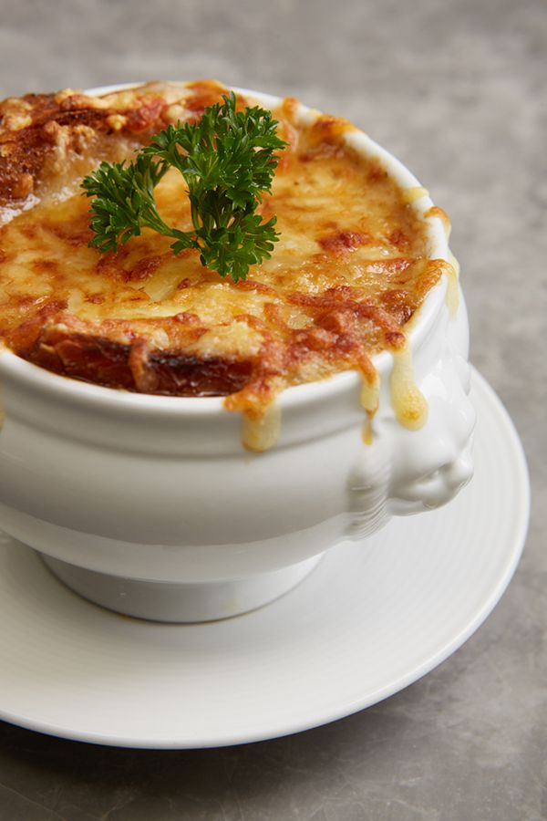 LADY L : French Onion Soup